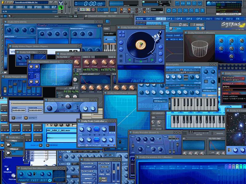 audio clip fl studio 12